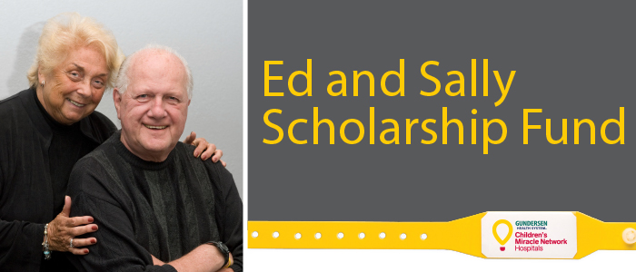 Ed and Sally Scholarship Fund