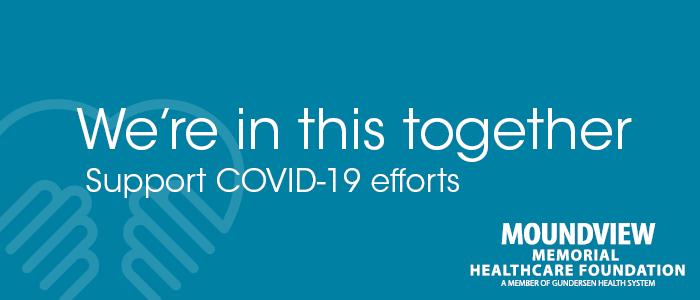 Support COVID-19 Efforts